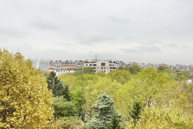 Paris XVIe - Porte de Saint-Cloud