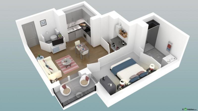 Vente appartement Élancourt 176000€ - Photo 1