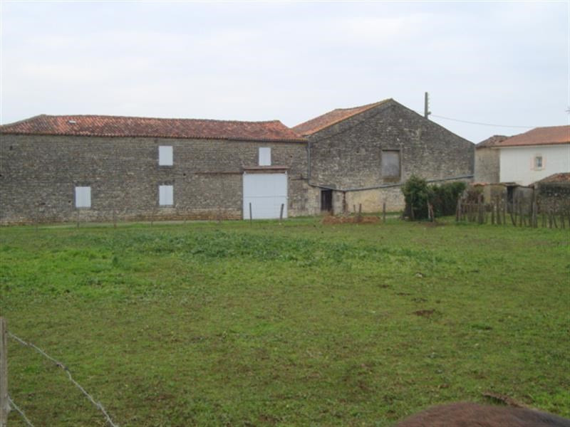 Vente maison / villa Mazeray 59 100€ - Photo 1