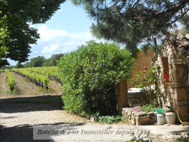 Verkoop  huis Barjac 399900€ - Foto 8
