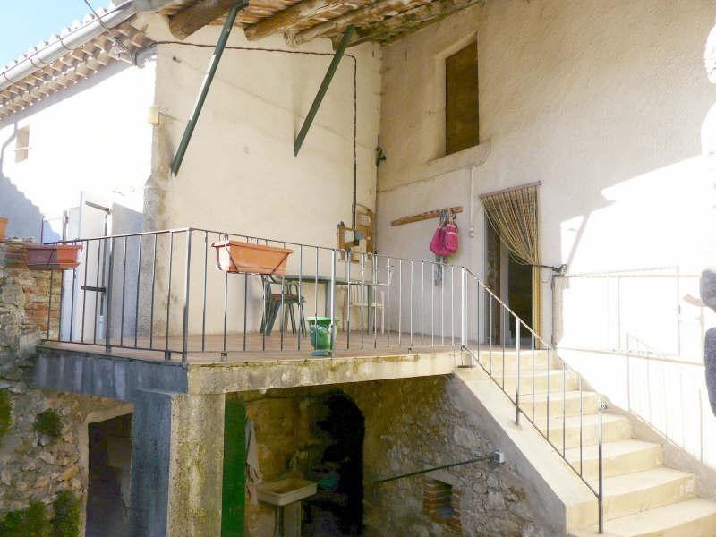 Vendita casa Lussan 129000€ - Fotografia 4