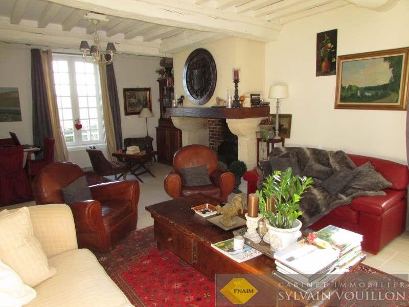 Revenda residencial de prestígio casa Villers sur mer 910000€ - Fotografia 4