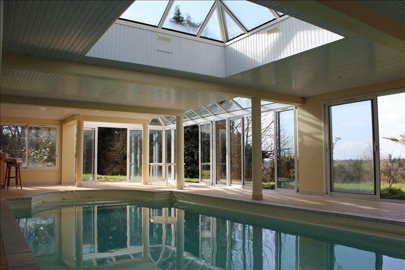 Sale house / villa Plogonnec 276900€ - Picture 8