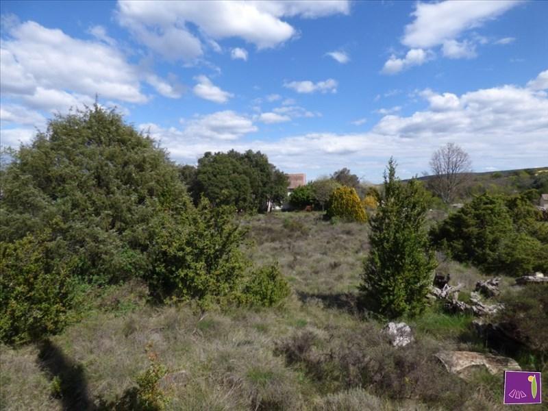 Vente terrain Vallon pont d arc 119000€ - Photo 1