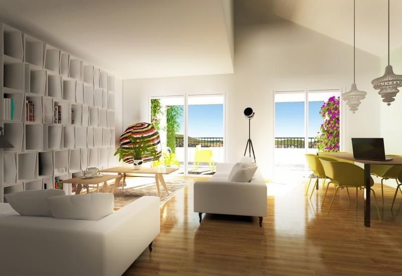 Sale apartment Mezzavia 350 000€ - Picture 1