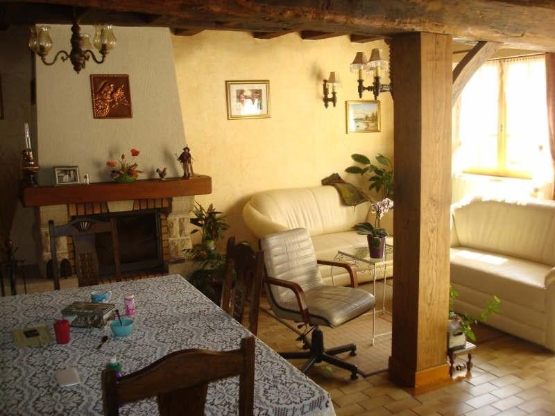 Sale house / villa Parigny les vaux 115000€ - Picture 4