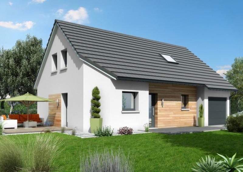 """Modèle de maison  """"Modèle maison 4 chambres"""" à partir de 5 pièces Haut-Rhin par MAISONS ROCBRUNE"""