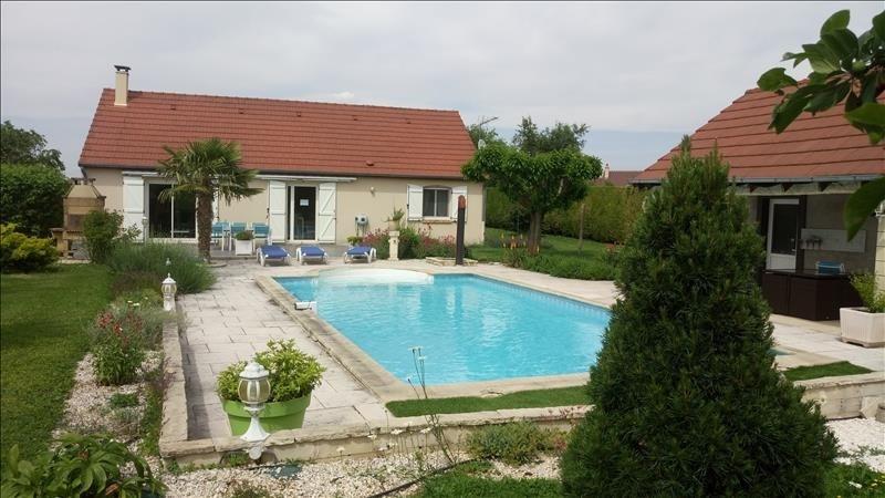 Deluxe sale house / villa St menoux 247000€ - Picture 1