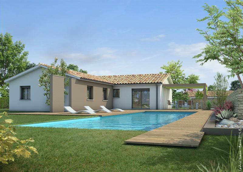Maison  5 pièces + Terrain 650 m² Bretagne de Marsan (40280) par LES MAISONS LCA MONT DE MARSAN