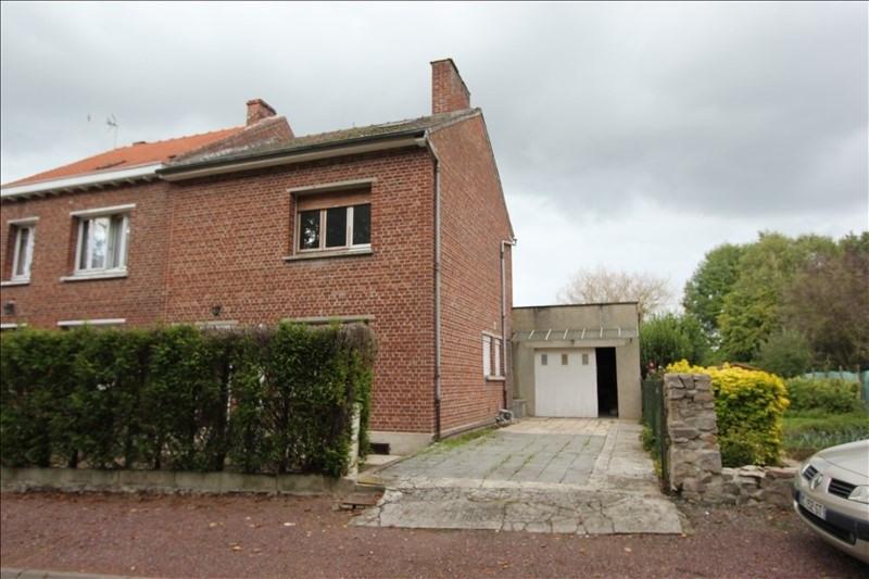 Sale house / villa Roucourt 146500€ - Picture 1