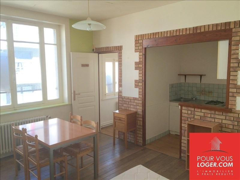 Rental apartment Boulogne sur mer 370€ CC - Picture 2