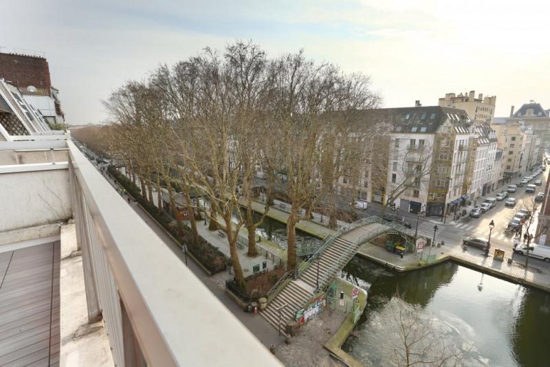 Aрендa квартирa Paris 10ème 2950€ CC - Фото 8