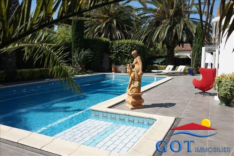 Verkauf von luxusobjekt haus Perpignan 725000€ - Fotografie 3