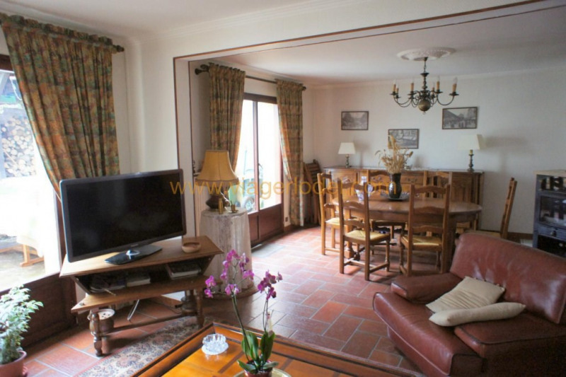 Life annuity house / villa Lay-saint-christophe 65000€ - Picture 1