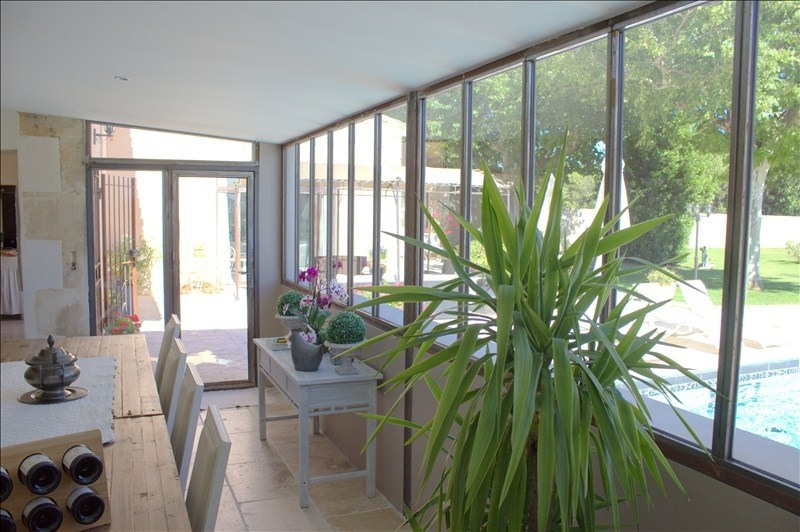 Immobile residenziali di prestigio casa Plan d orgon 754000€ - Fotografia 4