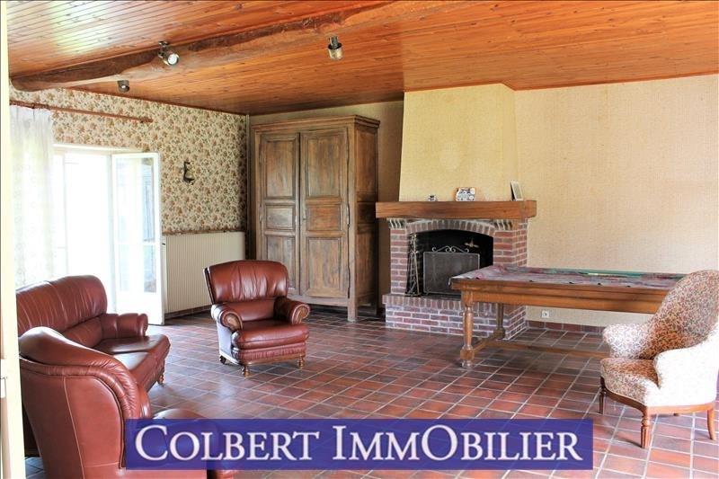 Vente maison / villa Seignelay 148500€ - Photo 4
