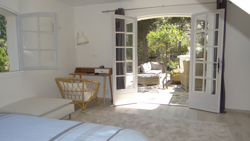 Vacation rental house / villa Cavalaire sur mer 3 500€ - Picture 13