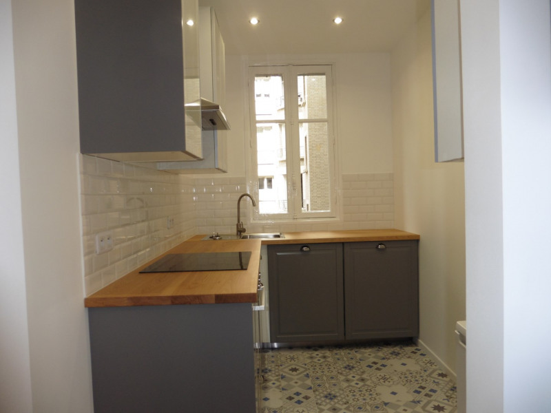 Sale apartment Paris 17ème 312 000€ - Picture 11