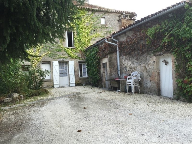 Sale house / villa St martin de gurcon 212000€ - Picture 1