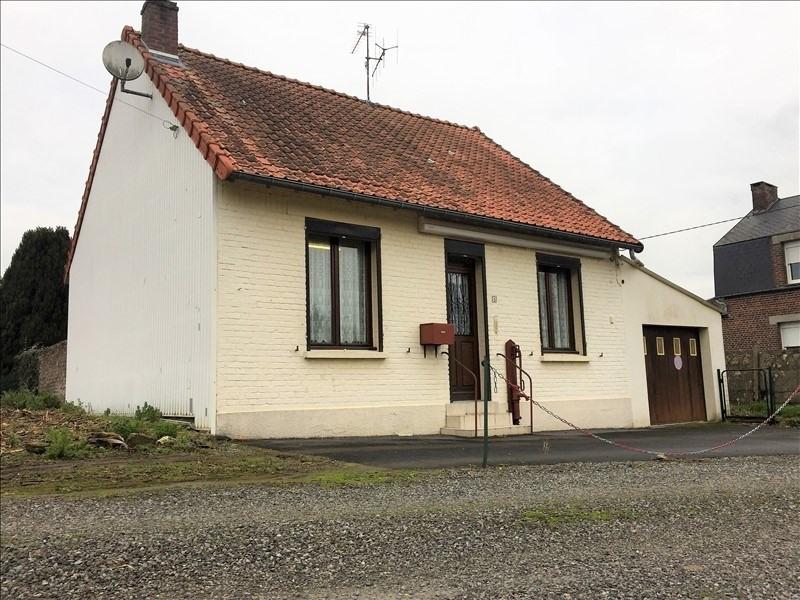 Vente maison / villa Vendhuile 69900€ - Photo 1