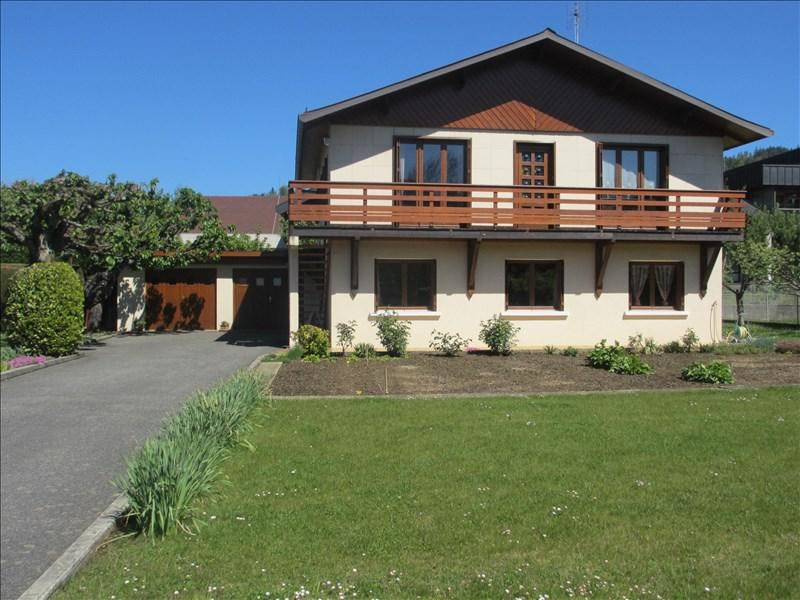 Vente de prestige maison / villa Argonay 684000€ - Photo 1