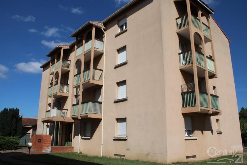 Vente appartement Toulouse 87900€ - Photo 1