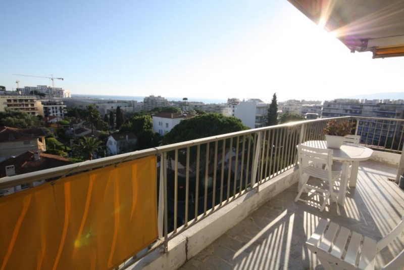 Rental apartment Juan les pins 1 630€ CC - Picture 5