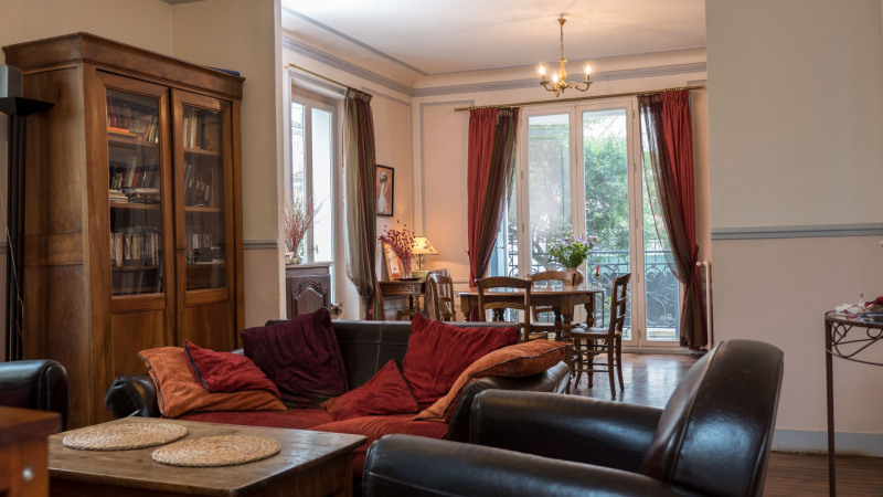 Vente de prestige maison / villa Courbevoie 1 195 000€ - Photo 1