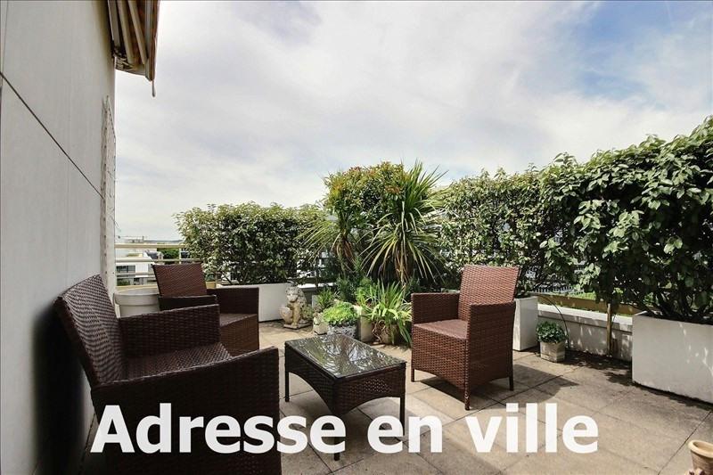Sale apartment Levallois perret 510000€ - Picture 2