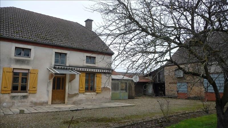 Sale house / villa St jean de losne 127200€ - Picture 1