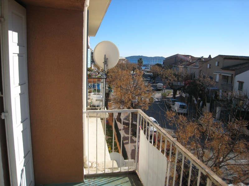 Rental apartment Carqueiranne 630€ CC - Picture 1