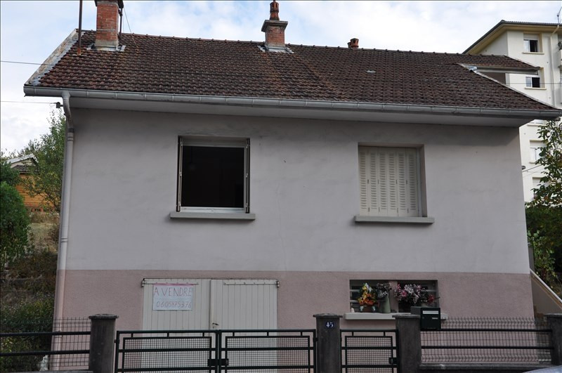 Vente maison / villa Oyonnax 182 000€ - Photo 2