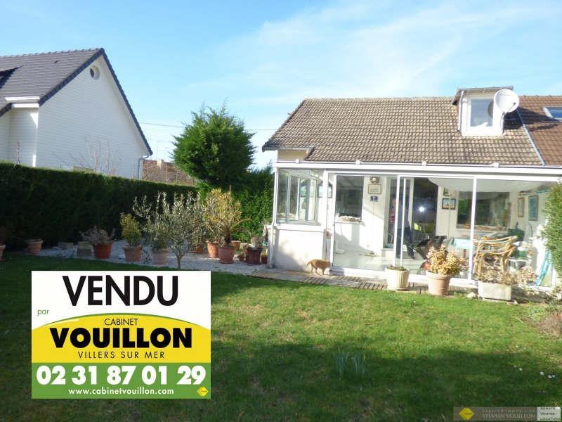Revenda casa Villers sur mer 235000€ - Fotografia 1