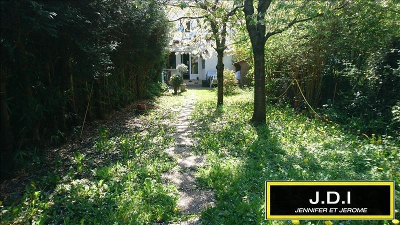 Sale house / villa Montmagny 269900€ - Picture 4