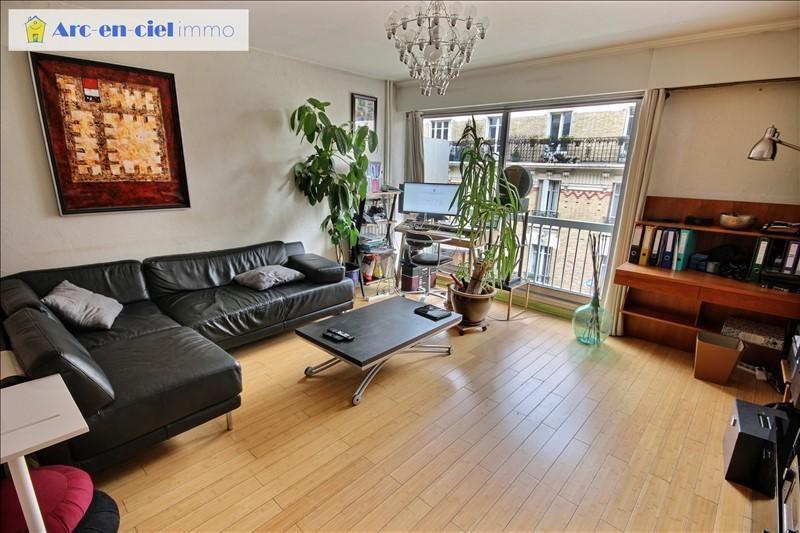 Revenda apartamento Paris 20ème 449000€ - Fotografia 2