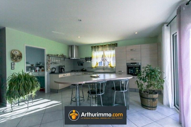 Vente maison / villa Morestel 323000€ - Photo 2