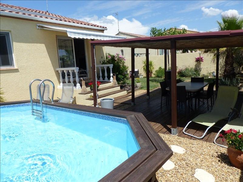 Sale house / villa Maureilhan 239000€ - Picture 3