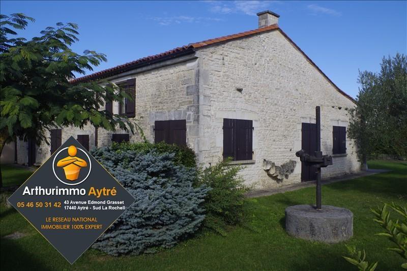 Vente maison / villa Aigrefeuille d aunis 295900€ - Photo 1