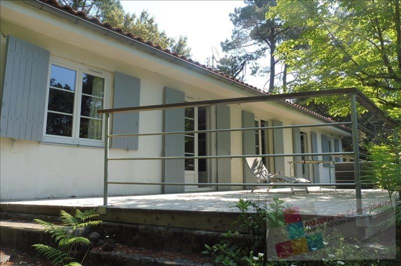 Vente maison / villa Meschers sur gironde 337600€ - Photo 1