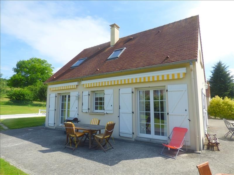 Venta  casa Saint-martin-aux-chartrains 399500€ - Fotografía 3