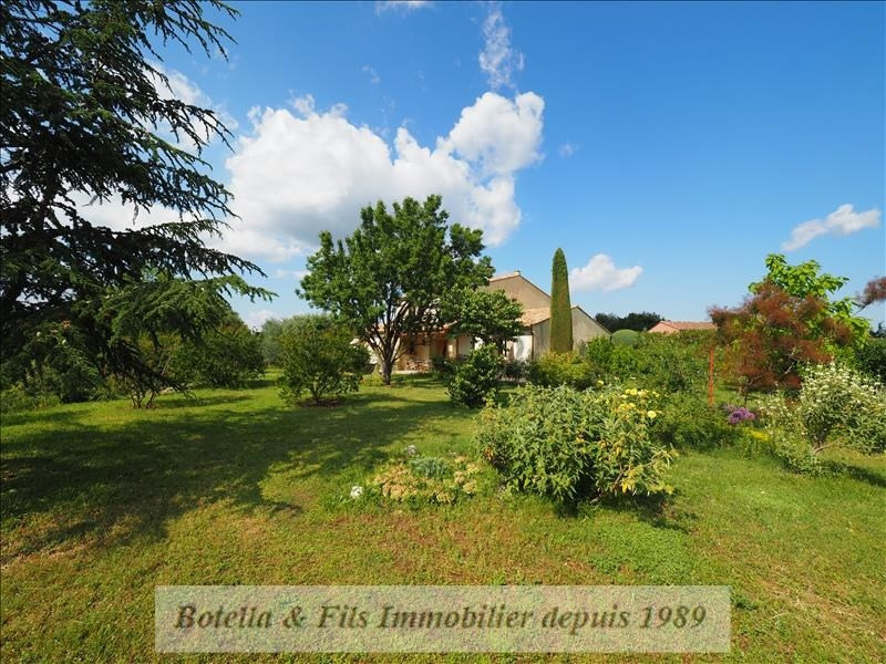 Deluxe sale house / villa Uzes 750 000€ - Picture 13
