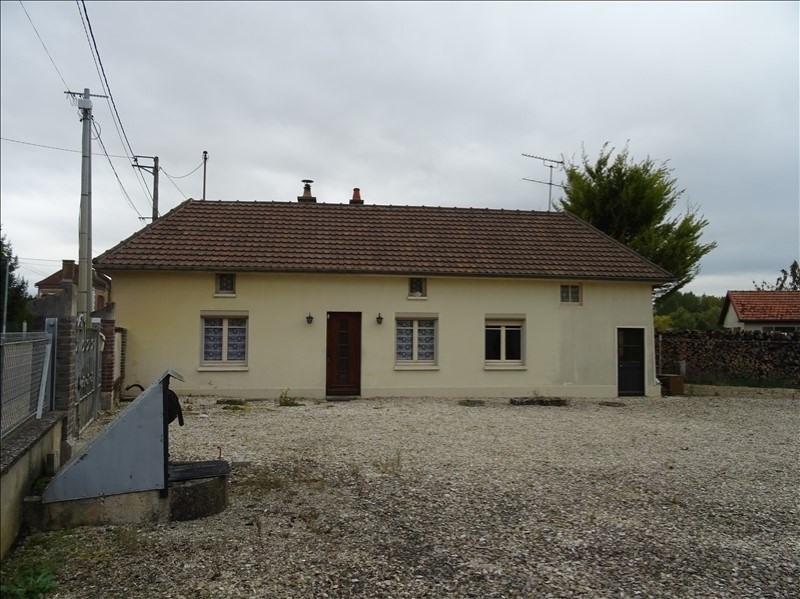 Sale house / villa Nogent sur aube 56600€ - Picture 1