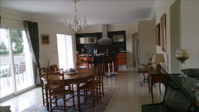 Vente maison / villa Sarrians 539000€ - Photo 3