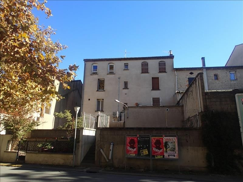 Produit d'investissement immeuble Graulhet 265000€ - Photo 1
