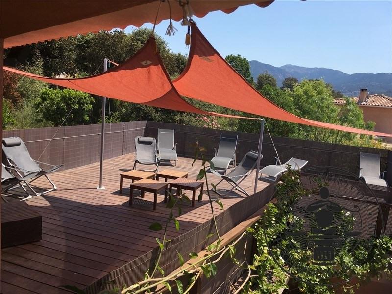 Deluxe sale house / villa Calcatoggio 625000€ - Picture 2