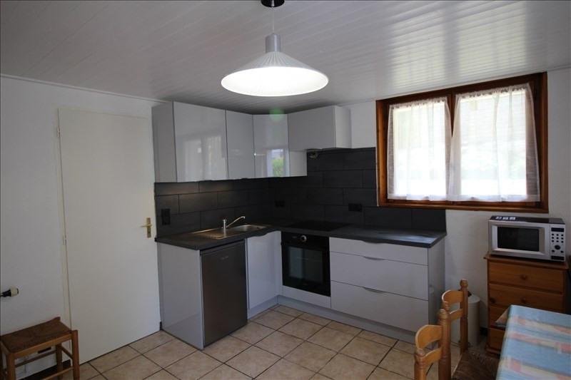 Rental apartment Sallanches 500€ CC - Picture 2