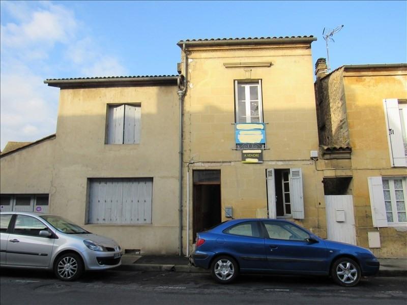 Sale house / villa Lalinde 88000€ - Picture 1