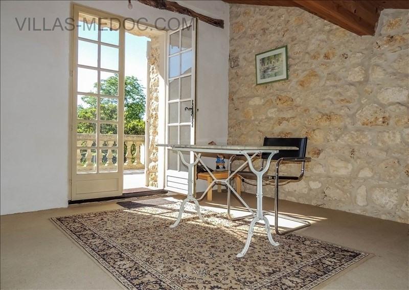 Sale house / villa Saint christoly medoc 388000€ - Picture 10