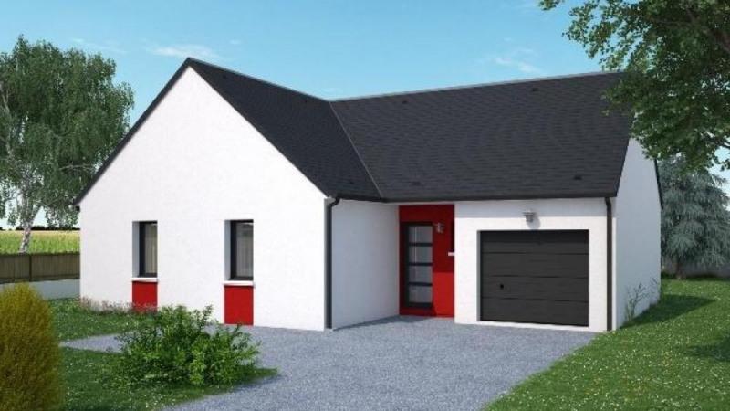 Maison  3 pièces + Terrain 600 m² Cormery par maisons PRIMEA