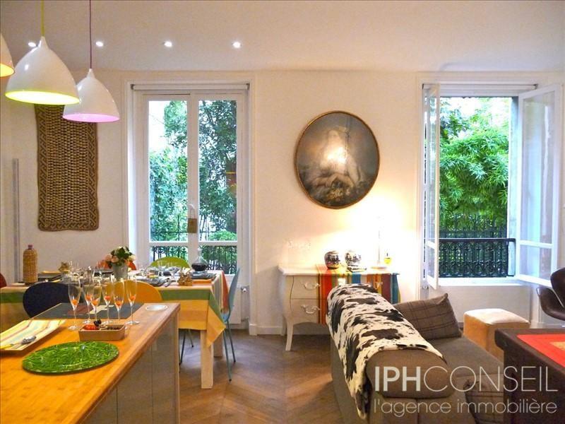 Vente appartement Neuilly sur seine 710000€ - Photo 2